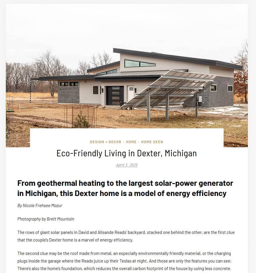 Adaptive Building Solutions LLC News